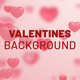 Valentines Hearts Background - VideoHive Item for Sale