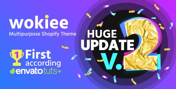 Incredible Wokiee - Multipurpose Shopify Theme