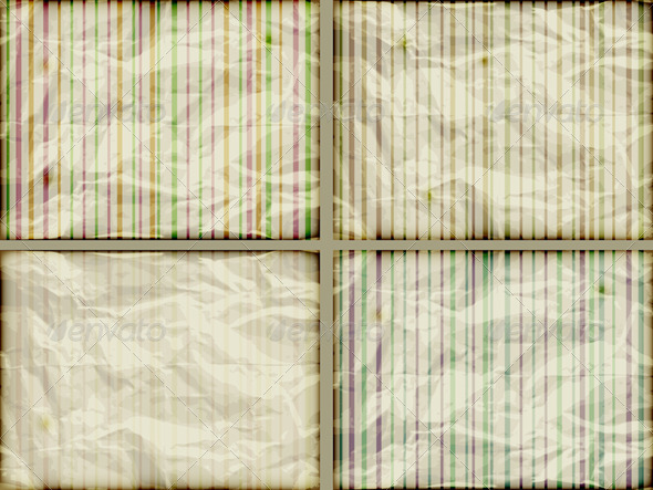 4 Burning Striped Backgrounds - Backgrounds Decorative