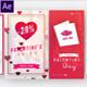 Instagram Valentine Stories - VideoHive Item for Sale