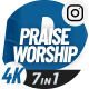 Praise Worship - VideoHive Item for Sale