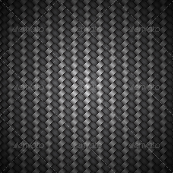 Carbon Fiber Background - Backgrounds Decorative