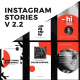 Instagram Stories 2.2 - VideoHive Item for Sale