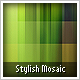 Stylish Mosaic Background Wallpaper - GraphicRiver Item for Sale
