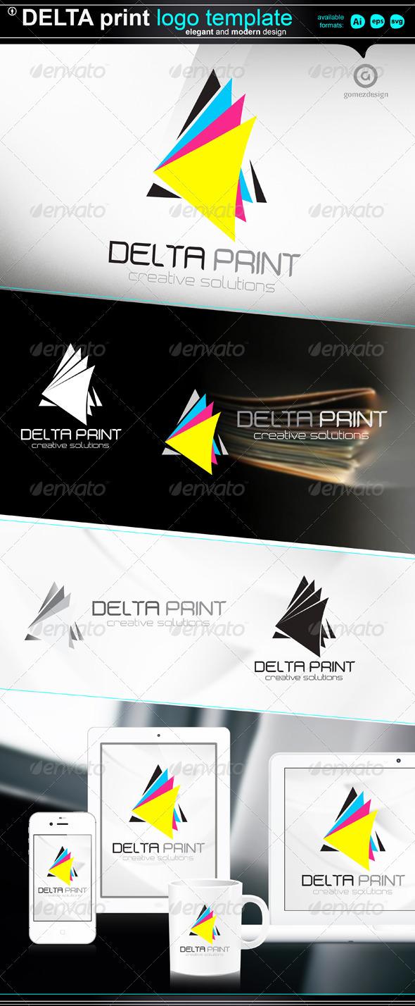 Delta Print - Logo Templates
