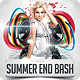 Summer End Bash Party Flyer - GraphicRiver Item for Sale