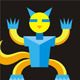 CyberCat Logo - GraphicRiver Item for Sale