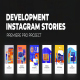 Development - Instagram Stories - VideoHive Item for Sale