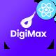 Digimax - React SEO & Digital Marketing Agency Template