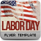 Labor Day Celebration Flyer - GraphicRiver Item for Sale