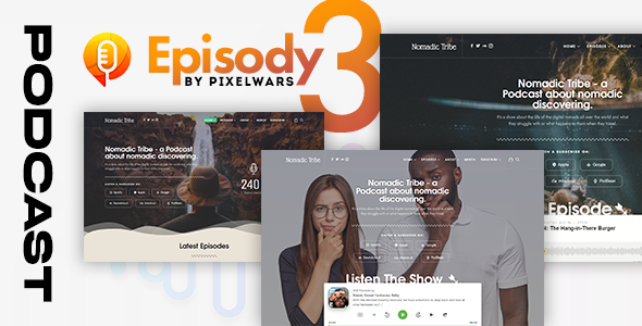 Episody WordPress Theme