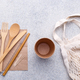 Zero waste bamboo tableware - PhotoDune Item for Sale