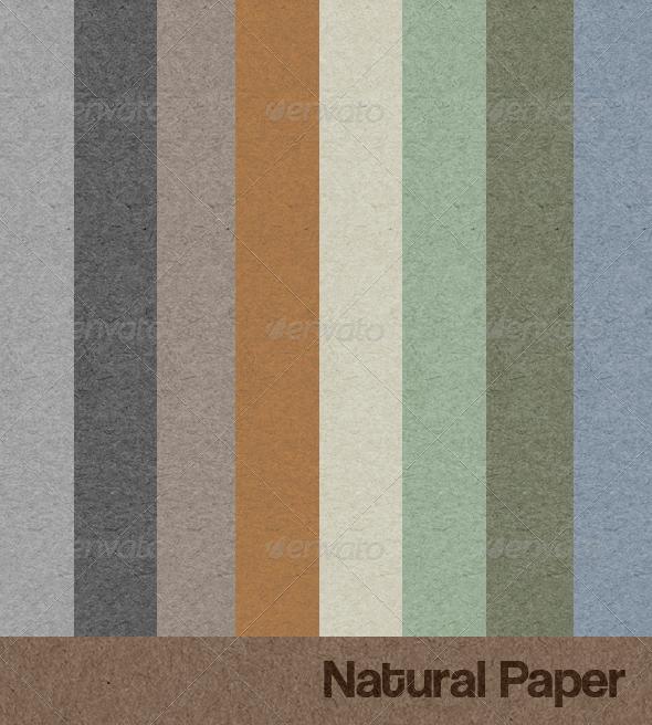 Natural Paper - Paper Textures