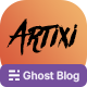 Artixi - Multipurpose Ghost Blog Theme