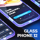 Glass Phone 12 | Mockup Promo - VideoHive Item for Sale