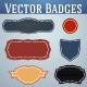 Set of Vector Badges - GraphicRiver Item for Sale