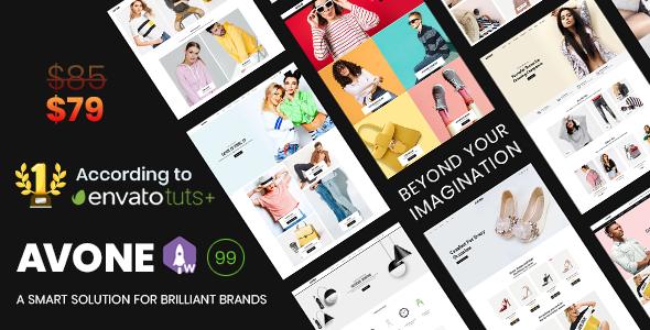 Excellent Avone - Multipurpose Shopify Theme