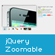 jQuery Zoomable Product Viewer Plugin