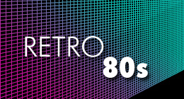 Retro 80s