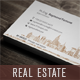 Classy Real Estate Business Card - GraphicRiver Item for Sale