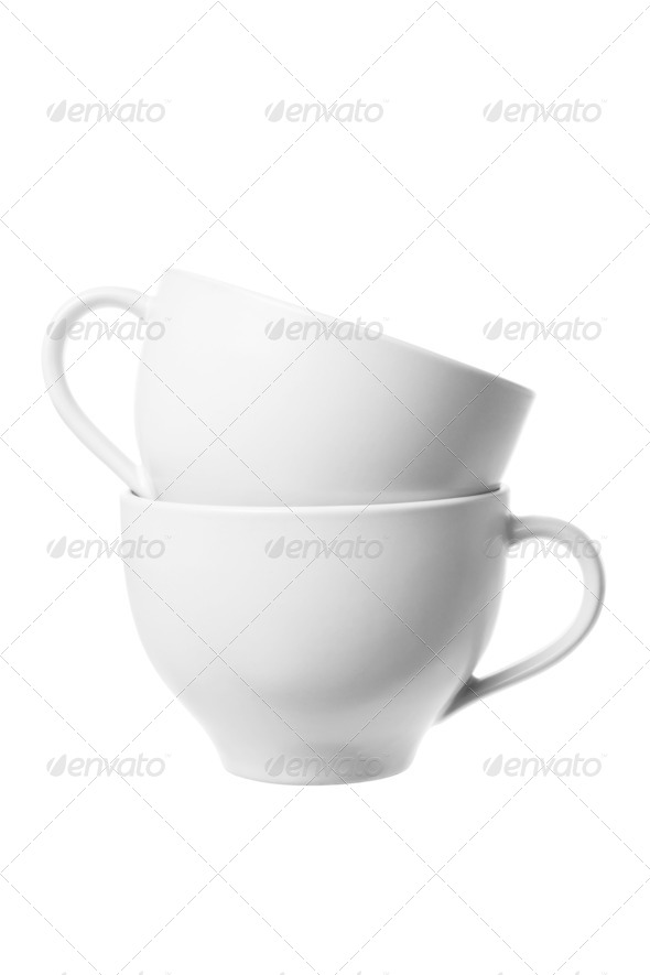 Cups - Stock Photo - Images