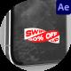 Instagram Swipe Up - VideoHive Item for Sale
