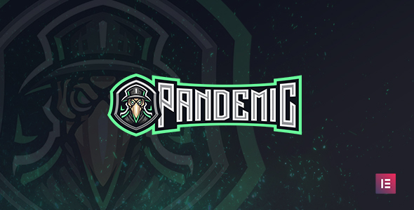 Pandemic - Esports Gaming WordPress Theme