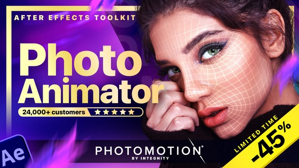 Photomotion 3d Photo Animation Toolkit 5 In 1 By Integnity Videohive