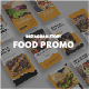 Food Promo Instagram Story B18 - VideoHive Item for Sale
