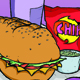 Cartoon Sub Meal - GraphicRiver Item for Sale