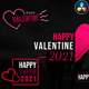 Valentine Modern Titles - VideoHive Item for Sale