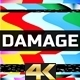 TV Damage 4K - VideoHive Item for Sale