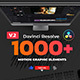 Motion Graphic Pack for Davinci Resolve - VideoHive Item for Sale
