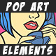 Pop Art Elements - VideoHive Item for Sale