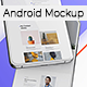 Mobile Mockup Presentation - Android App Promo Mockup - VideoHive Item for Sale