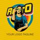 Retro Logo Reveal - VideoHive Item for Sale