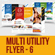 Multi-utility Flyer For Different Business - 6