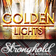 Download Golden Lights Event Flyer Template from GraphicRiver