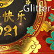 Lunar Year Ox Glitter 19 - VideoHive Item for Sale