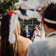 Couple laughing at a wedding with disguised guests - PhotoDune Item for Sale