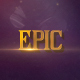 Gold Titles |  Epical Trailer - VideoHive Item for Sale