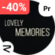 Lovely Memories   Premiere Pro   Morgrt - VideoHive Item for Sale