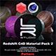 L_R_Studio_Redshift C4D Material Pack 2
