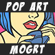Pop Art Elements MOGRT - VideoHive Item for Sale