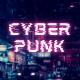 Eerie Cyberpunk Inspired