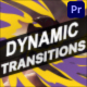 Dynamic Transitions | Premiere Pro MOGRT - VideoHive Item for Sale