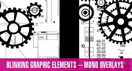 Blinking Graphic Element Overlays + Alpha