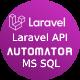 Laravel REST API Generator From MySQL With JWT Auth + Postman