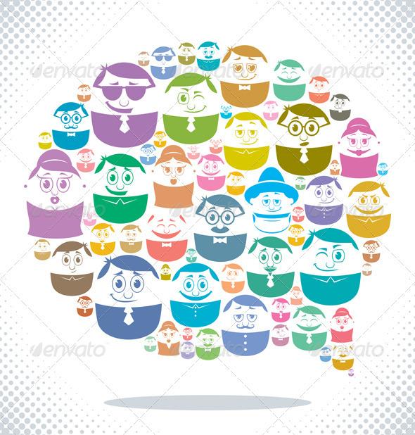 Communication - Characters Vectors