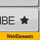 WebElements Pack v.1 - GraphicRiver Item for Sale